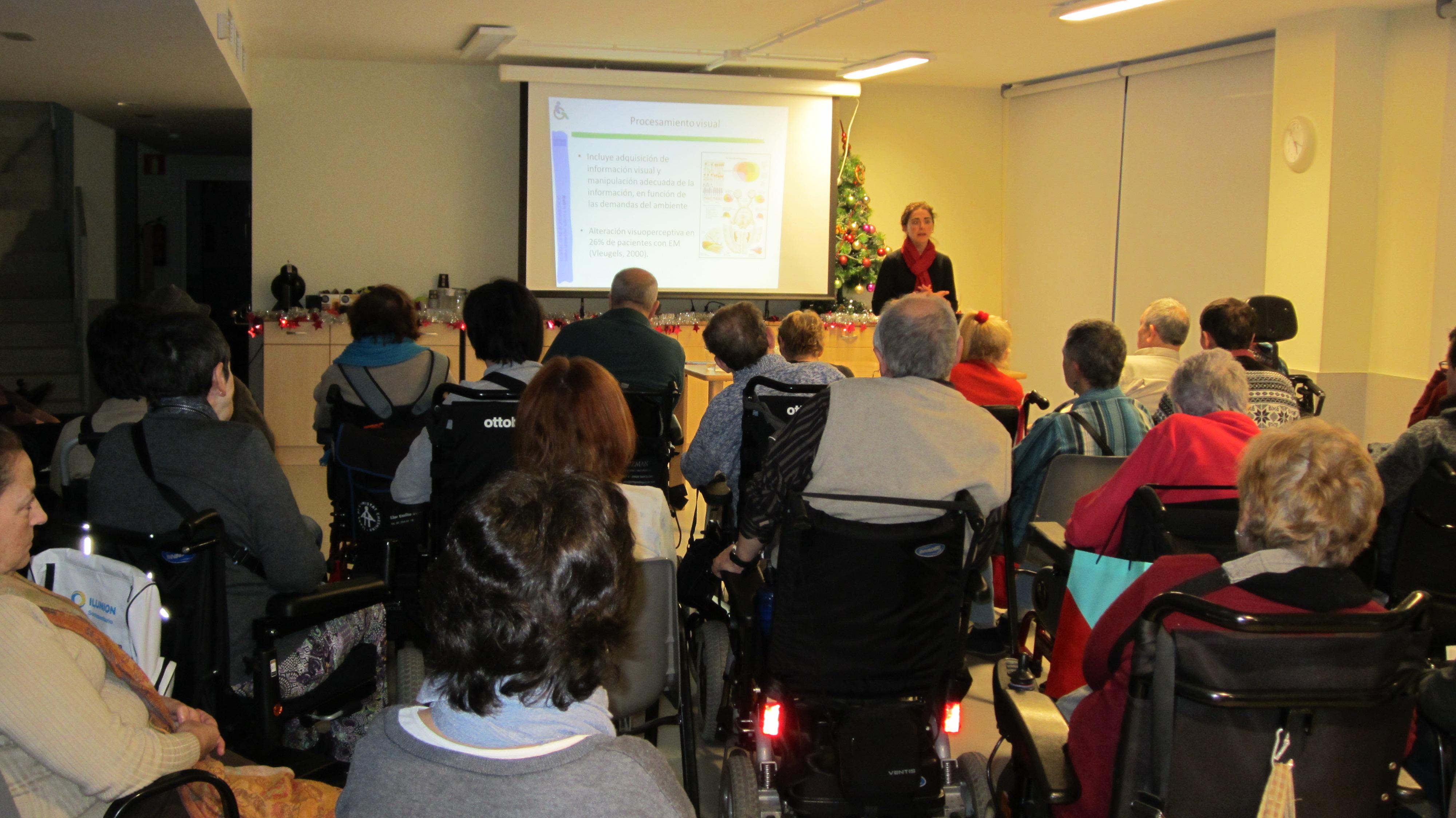 Conferència rehabilitació neuropsicològica